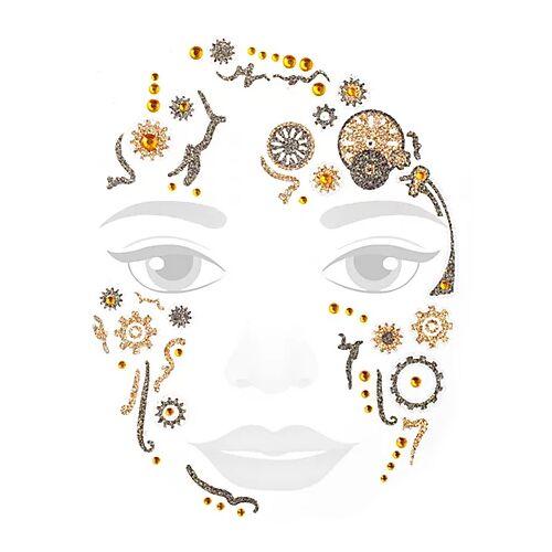 """ART Face Art Tattoo """"Steampunk"""""""