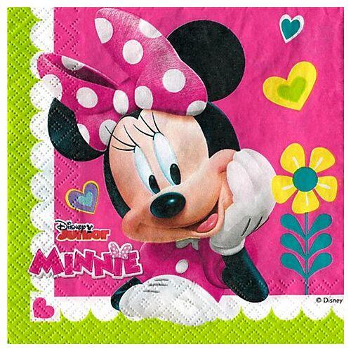 "Papierserviette ""Minnie"", 33 x 33 cm, 20 Stück"