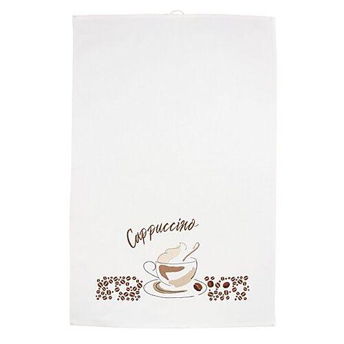 """Geschirrtuch """"Cappuccino"""""""