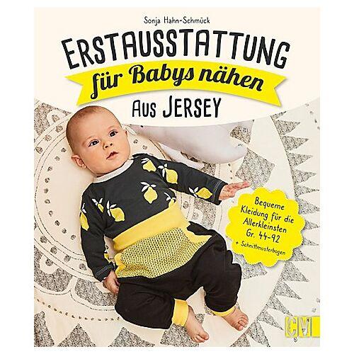 """Buch """"Erstausstattung für Babys nähen – aus Jersey"""""""