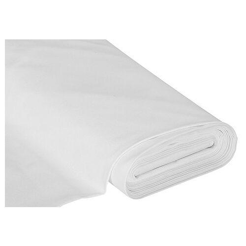 Handarbeitsstoff weiß, 7,5 Fäden/cm