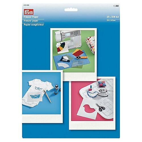 Prym Freezer Paper, DIN A4, 25 Blatt