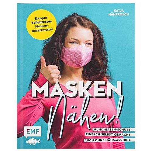 """Buch """"Masken Nähen!"""""""