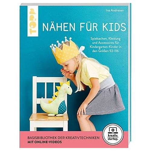 """Buch """"Nähen für Kids"""""""