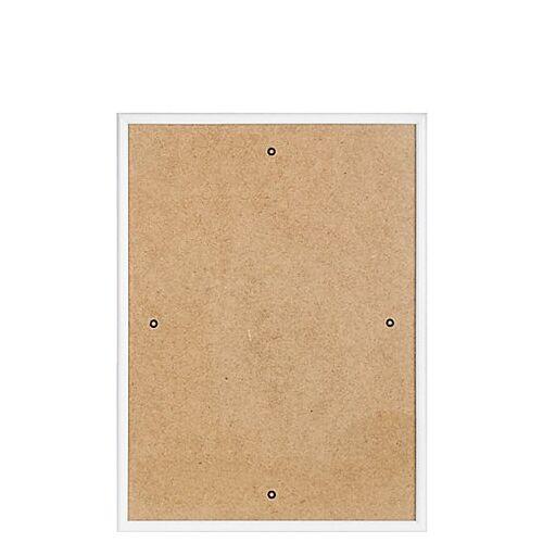 Kunststoffrahmen weiß 23 x 30,5 cm