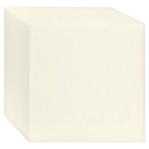 buttinette Schaumstoff-Würfel, 40 x 40 x 40 cm, Stauchhärte: 4,2 kPa