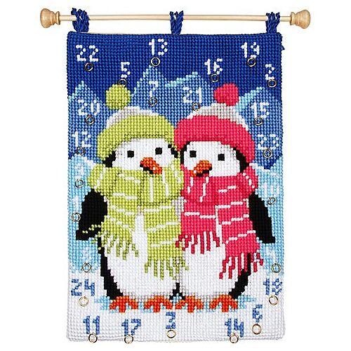 "Adventskalender ""Pinguine"""