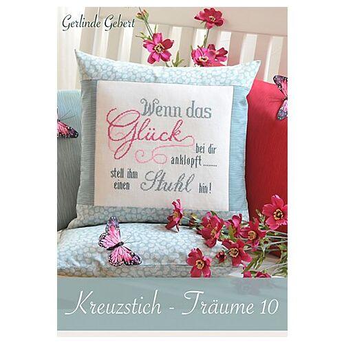"""Buch """"Kreuzstich-Träume 10"""""""