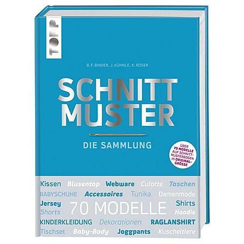 """Buch """"Schnittmuster – Die Sammlung"""""""
