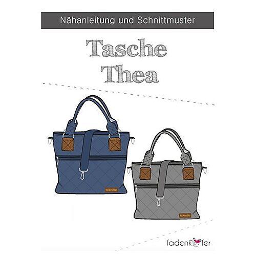 """Fadenkäfer Schnitt """"Tasche Thea"""""""