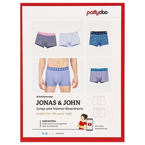 "pattydoo Schnitt ""Boxershorts Jonas & John"""