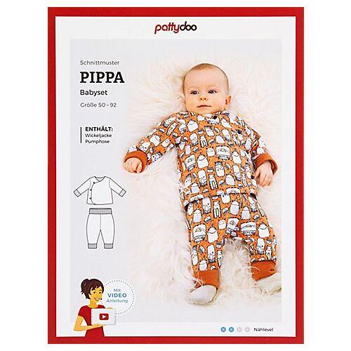 "pattydoo Schnitt ""Babyset Pippa"""