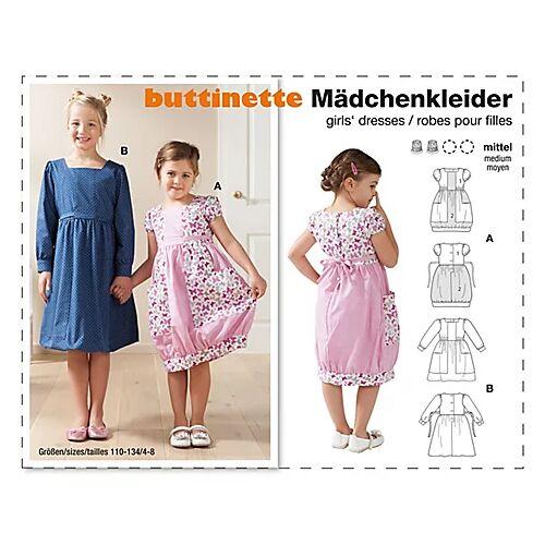 """buttinette Schnitt """"Mädchenkleider"""""""