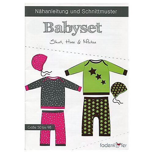 """Fadenkäfer Schnitt """"Babyset"""""""