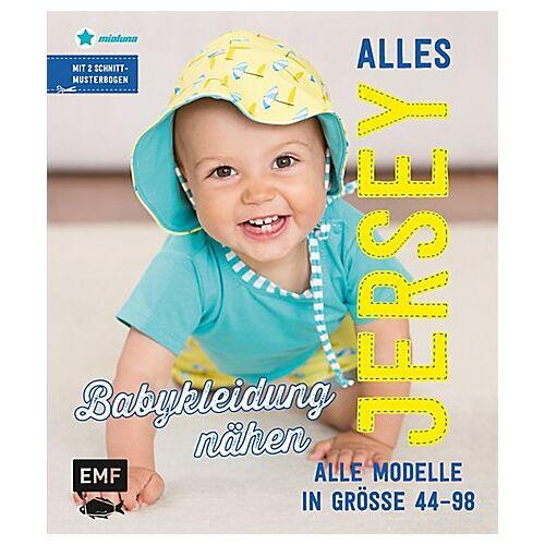 "Buch ""Alles Jersey – Babykleidung nähen"""