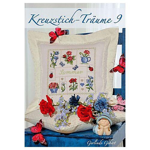 """Buch """"Kreuzstich-Träume 9"""""""