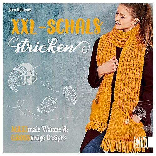 """Buch """"XXL-Schals stricken"""""""