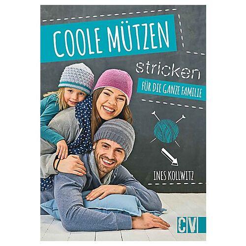 """Buch """"Coole Mützen stricken – für die ganze Familie"""""""