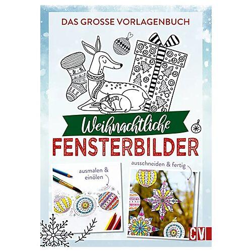 """Vorlagenbuch """"Weihnachtliche Fensterbilder"""""""