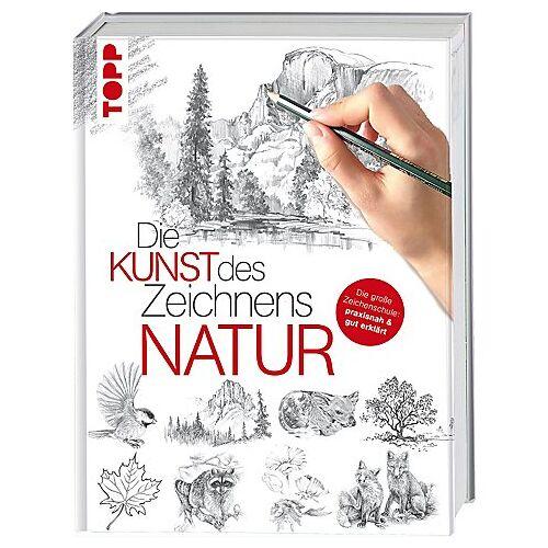 """Buch """"Die Kunst des Zeichnens Natur"""""""
