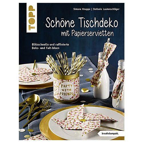 """Buch """"Schöne Tischdeko mit Papierservietten"""""""