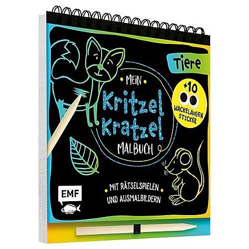 "Buch ""Mein Kritzel-Kratzel-Malbuch"""