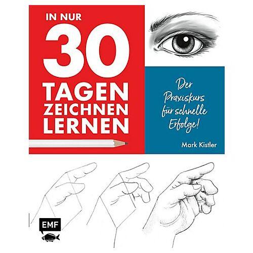 """Buch """"In nur 30 Tagen zeichnen lernen"""""""