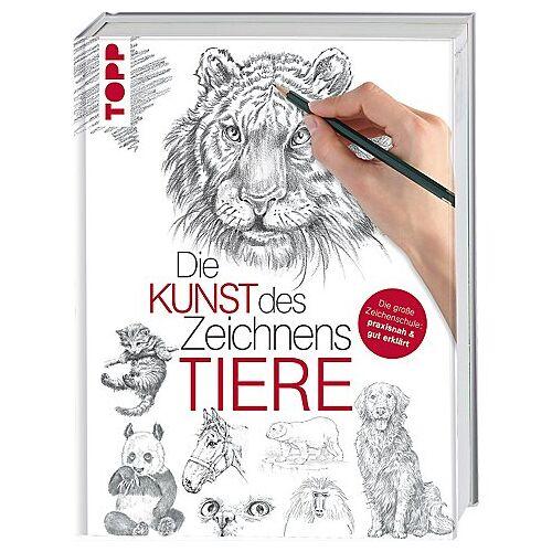 """Buch """"Die Kunst des Zeichnens Tiere"""""""