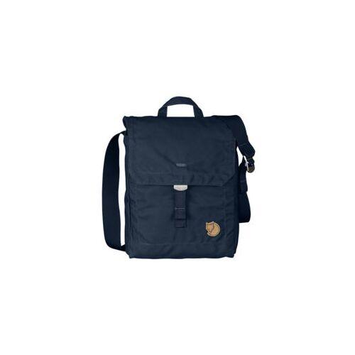 fjaell raeven Tasche Foldsack No 3 Navy