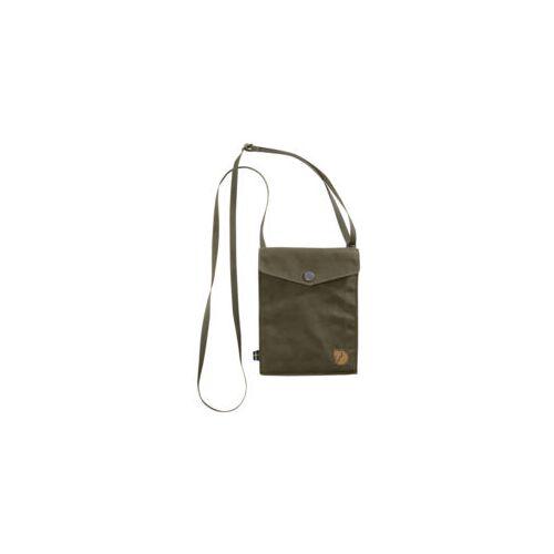 fjaell raeven Tasche Pocket Dark Olive
