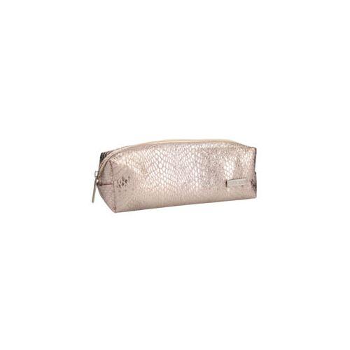 Lizenz TOPModel Beauty Bag Snake Gold