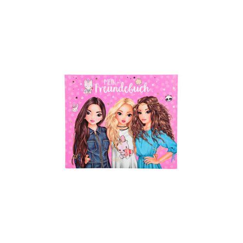 Lizenz TOPModel Freundebuch Liv Candy und Hayden