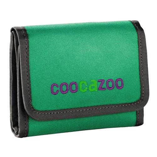 Coocazoo CashDash Geldbörse Green Spring