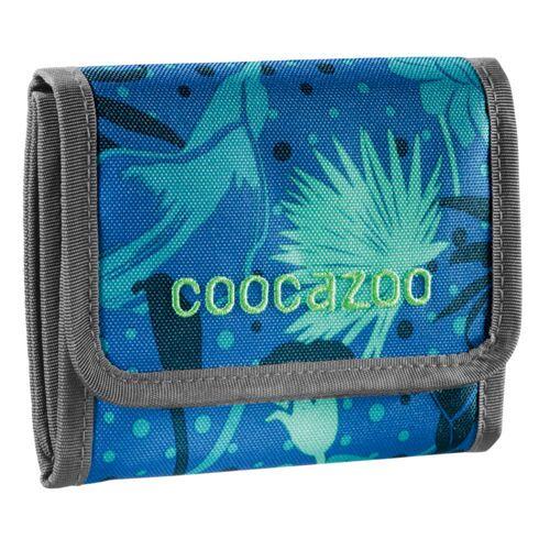 Coocazoo CashDash Geldbörse Tropical Blue