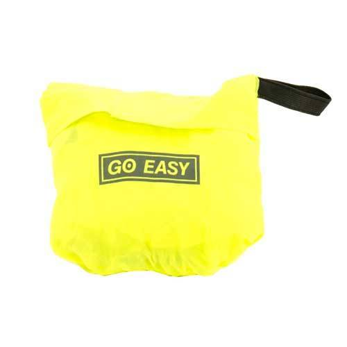 Go Easy Regenhaube Neongelb