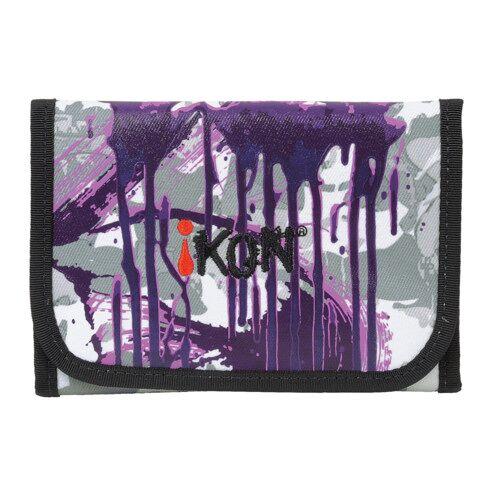 iKON Geldbörse Wallet Violet