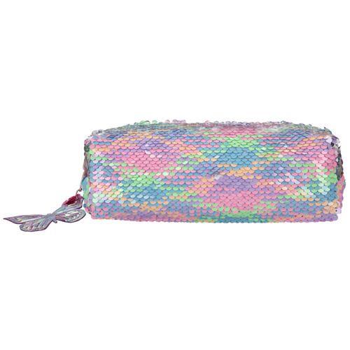 Lizenz TOPModel Beauty Bag TOPModel Pailetten Bunt