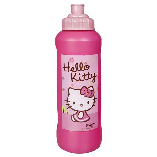 Scooli Sportflasche Hello Kitty