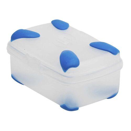Zielonka Essbox Snack Box Blau