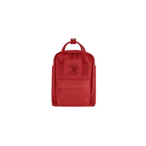 fjaell raeven Rucksack Re Kanken Mini Red