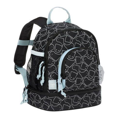 LÄSSIG Kinderrucksack Mini Backpack Spooky Black