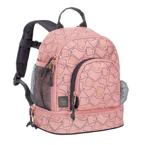 LÄSSIG Kinderrucksack Mini Backpack Spooky Peach