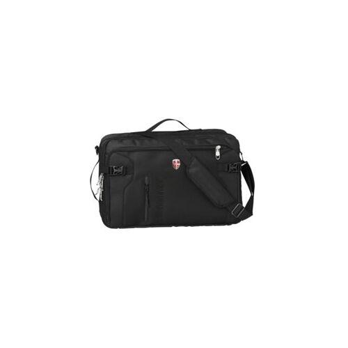 Ellehammer Laptoprucksack Convertible Laptop Bag Black