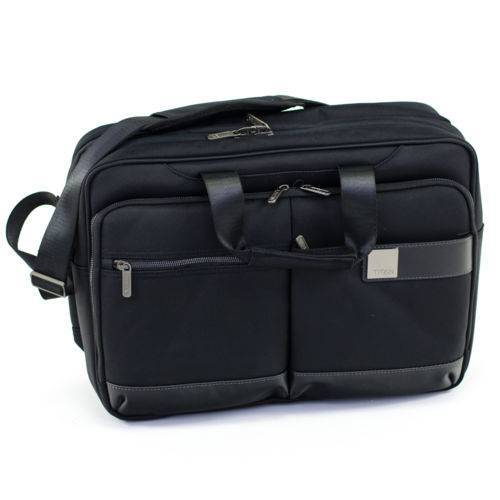 Titan Power Pack Laptop Bag Black