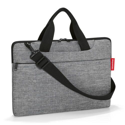 reisenthel Businesstasche netbookbag twist silver