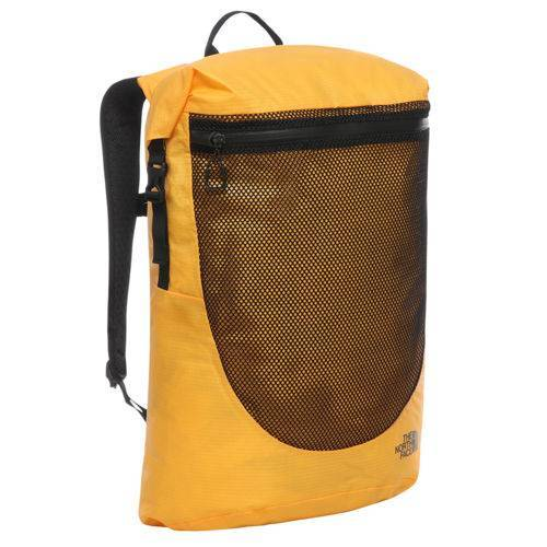The North Face Rucksack Waterproof Rolltop TNF Yellow