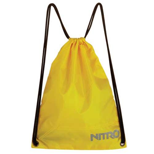 nitro Sportbeutel Sports Sack Lime