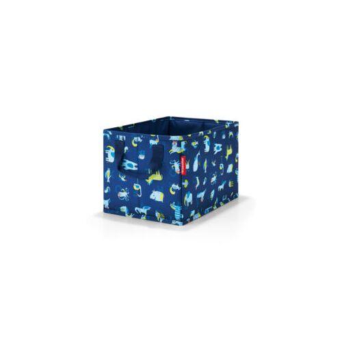 reisenthel kids Aufbewahrung storagebox ABC friends blue
