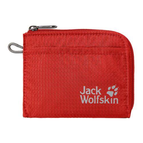 Jack Wolfskin Geldbörse Kariba Air lava red