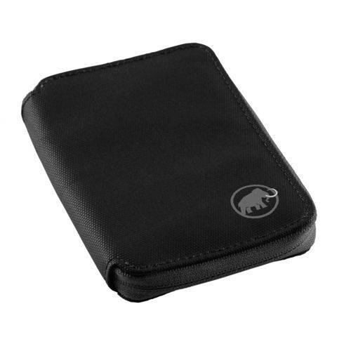 Mammut Geldbörse Zip Wallet Black